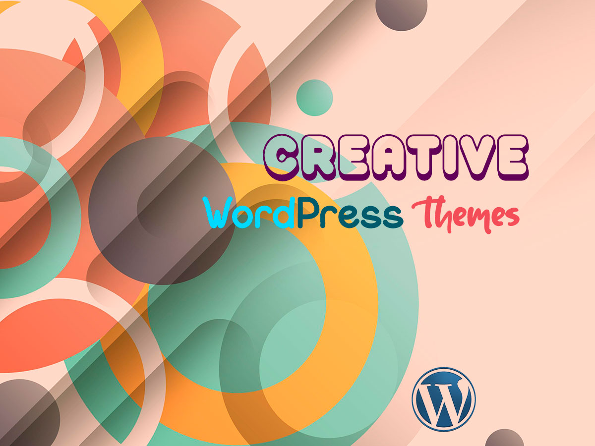 Creative WordPress Themes for Your Jolly Good Portfolios Summer 2021